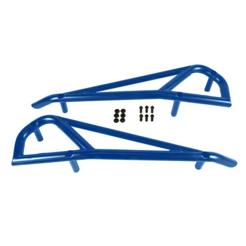 Steel Nerf Bars fit 2015-2019 Polaris RZR 900 1000 XP and Turbo1004-BU