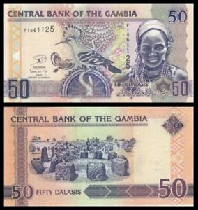 Gambia-50-Dalasis-2013-UNC-50-2013-F4736862