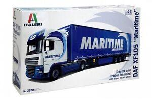Italeri 3920 1/24 Daf Xf105 '' maritime ''