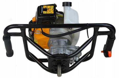 Benzin Erdlochbohrer Erdbohrer Pfahlbohrer Brunnenbohrer Erdbohrgerät