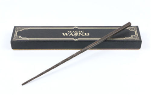 Harry Potter Wand Hermione Dumbledore Christmas Props Cosplay Toy Gift Box UK