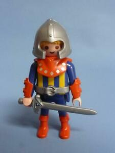 Playmobil-Empire-Lion-Knight-amp-Weapon-for-Palace-Jousting-Castle-E