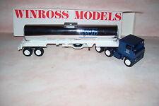 1986 Cyclo Oil Gas Winross Diecast  TankerTrailer Truck