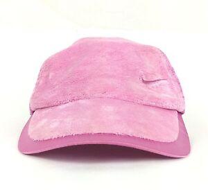 3caa9bac545 Girls 7-12 NIKE Swoosh Logo Pink Baseball Cap Hat Adjustable ...