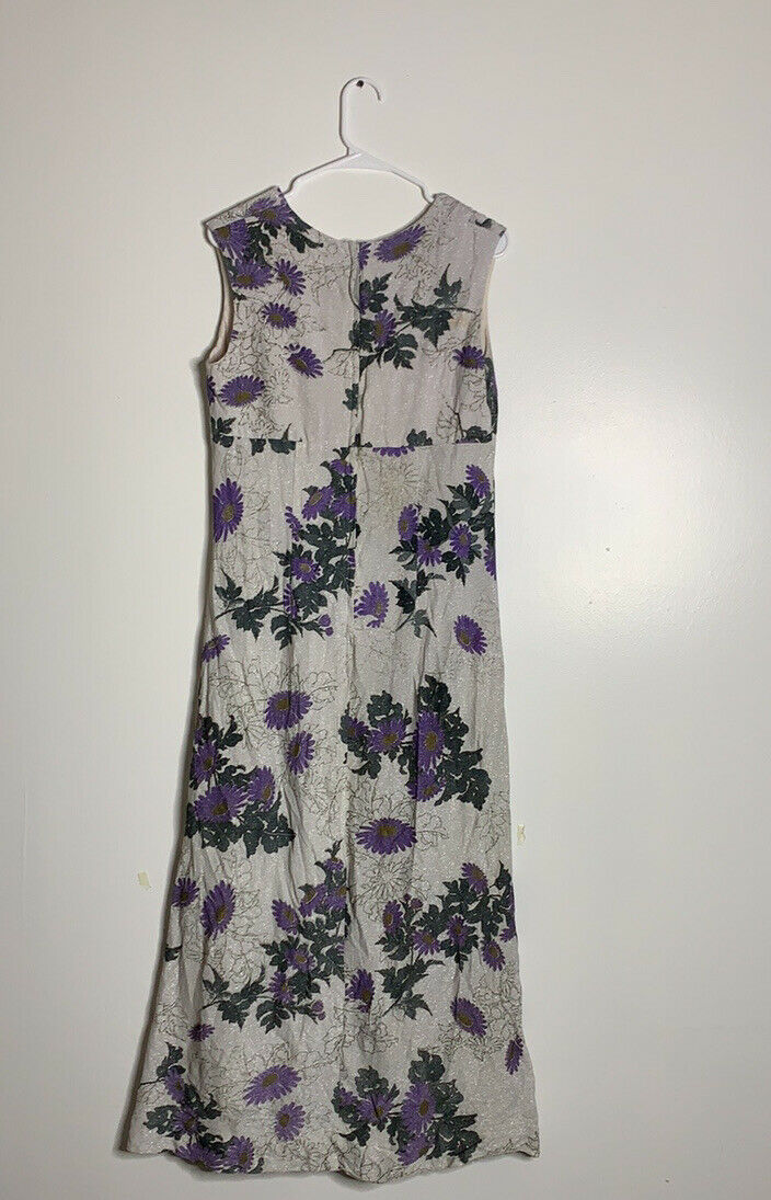 Vintage Alfred Shaheen Daisy Dress - image 12
