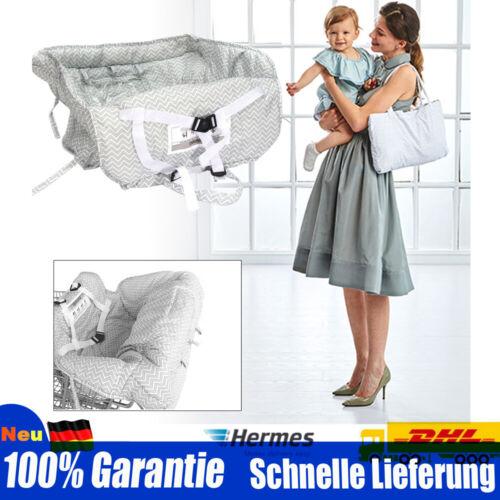 Baby Sitzkissen Auflage Sitzbezug Abdeckung für Kinder Einkaufswagen Hochstuhl