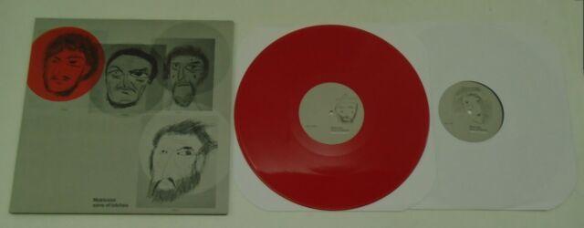 MATTHEW FRIEDBERGER Matricidal Sons Of Bitches US red/black vinyl 2-LP UNPLAYED