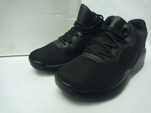 Black-Men-039-s-Basketball-Trainer-Shoes-High-Quality-Size-UK-9-EU-43