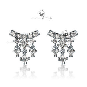 18k-gold-gf-made-with-SWAROVSKI-crystal-stud-earrings-925-silver
