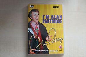 I039m Alan Partridge  Complete Series 1 DVD 2002 2 DISCS - Middlesbrough, United Kingdom - I039m Alan Partridge  Complete Series 1 DVD 2002 2 DISCS - Middlesbrough, United Kingdom