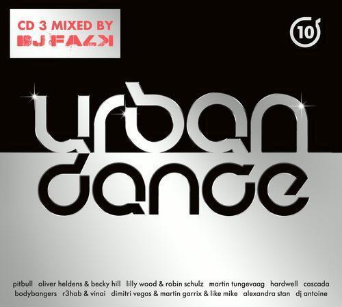 1 von 1 - Urban Dance Vol.10 von Various Artists (2014)
