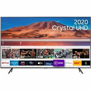 Samsung UE65TU7100 65 Inch TV Smart 4K Ultra HD LED Freeview HD 2 HDMI