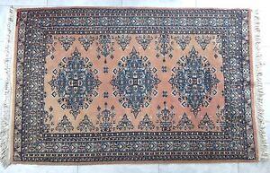 Beau-tapis-orient-signe-194x126-fait-main-signed-rug-carpet-oriental-handmade