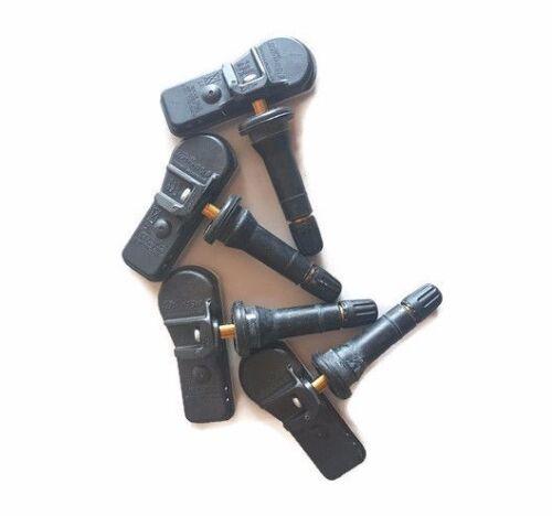 4 x SMART FORFOUR FORTWO rdks pressione pneumatici sensore pressione dell/'aria sensore a4539051701