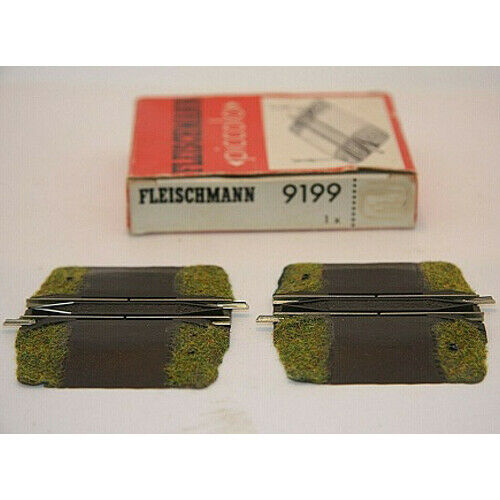 Passage A Niveau Ersatzteile Modell FLEISCHMANN Klein 9199 2 Stücke Skala N