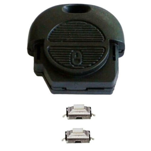 2 Tasten Case für Nissan Nats Remote Keys fit Almera Primera Micra X-Trail
