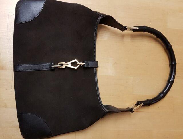 100 Genuine Gucci Vintage Handbag