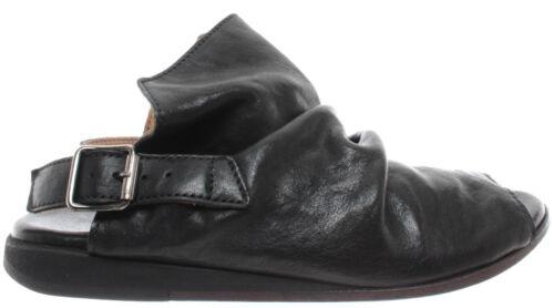 Nouveau Lubrix Nero Sandales Vintage Chaussures Noir Femmes 8a 36903 Cuir Moma pqaHA6w1xx