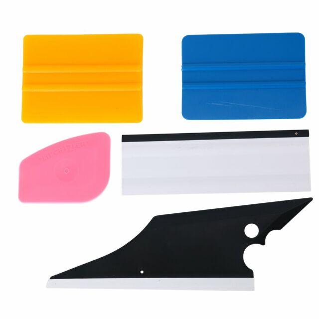 8milelake 8pcs Auto Vinyl Film Sticker Wrapping Install Tools Kit Set