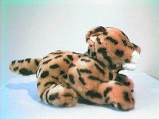 Wilderness Collection Jaguar Cub Soft Toy
