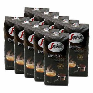 Segafredo-Casa-Espresso-10-Pakete-zu-je-1-KG-NEUWARE