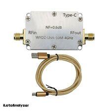 005 4ghz Rf Amplifier Low Noise Amplifier Lna Amplifier Noise Figure 06db New