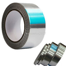 10mm Aluminum Foil Joint Sealing Radiation Thermal Resist EMI Mask Adhesive Tape