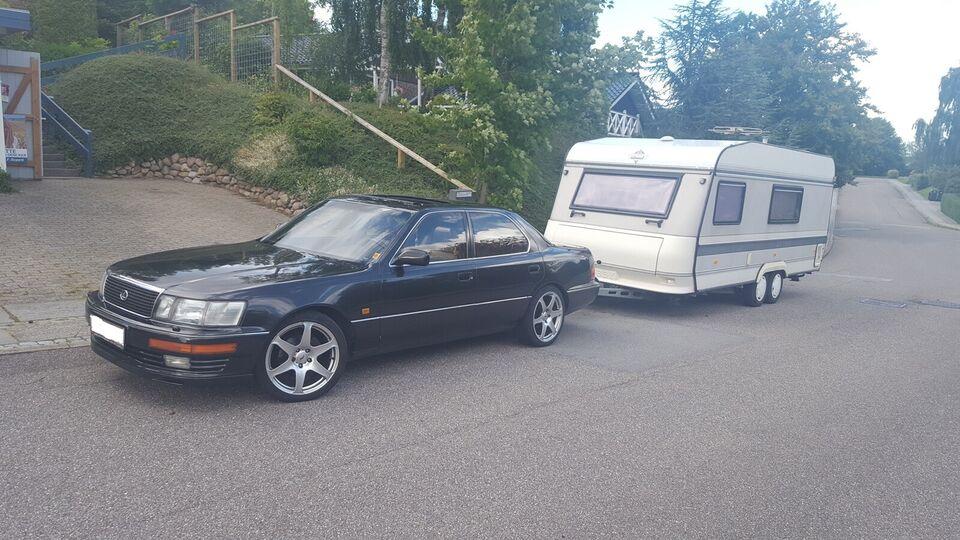 Biler, Bil med Campingvogn