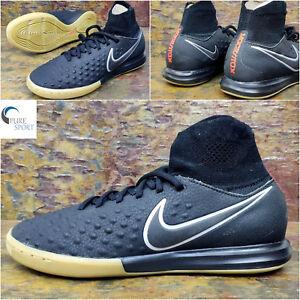 Nike-Junior-magistax-Proximo-II-DF-IC-Football-Baskets-UK-3-5-Haut-Spec-RRP-110