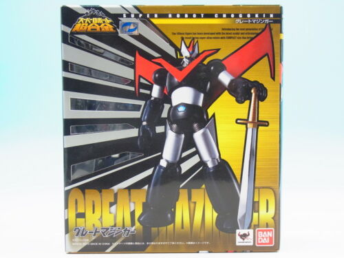 [FROM JAPAN]Super Robot Chogokin Great Mazinger Bandai