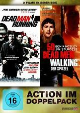 2 Filme in einer Box: Dead Man Running / 50 Dead Men Walking (2011)