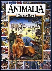 ANIMALIA-MINI-EDITION-GRAEME-BASE-BRAND-NEW-PENGUIN-PUB-2013-CLASSIC-P-BACK