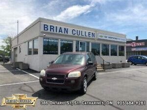 2007 Chevrolet Uplander LT1  AS-TRADED, AS-IS! YOU CERTIFY YOU SAVE! FINANCING NOT AVAILABLE ON AS-IS, AS-TRADED VEHICLES!
