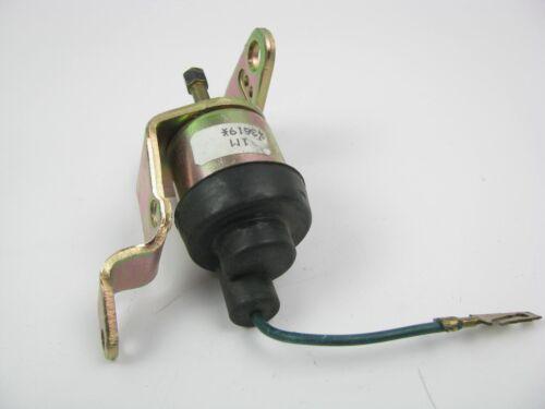 NEW OUT OF BOX 213-264 Carburetor Idle Stop Solenoid Rochester Quadrajet