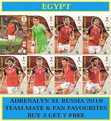 Panini coupe du monde Russia 2018-Nº 91-Essam El Hadary-équipe Mate