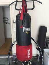 Black Everlast Hyperflex Free Standing Heavy Bag