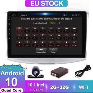 10.1 Zoll Autoradio Für Passat B6 B7 CC Magotan Android 10 GPS NAVI Carplay DAB+