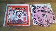 CD Punk Lolita No.18 / Doop - Split MCD (6 Song) MCD ALTERNATIVE TENTACLES cb