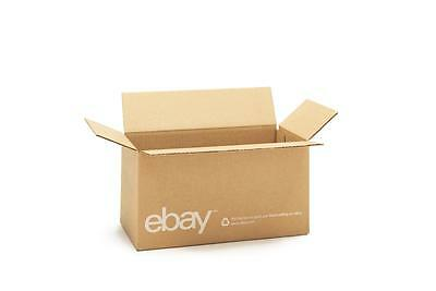 """eBay Branded Shipping Boxes 12"""" x 6"""" x 6"""""""