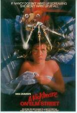 A Nightmare On Elmstreet Postcard: Film 1 Poster repro (USA, 1990)