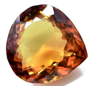 Extremely Rare Natural DIASPORE 28.20 CT Color Change AGSL Certified Gemstone