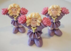 24-x-Edible-3D-Cheer-Leader-Cupcake-Toppers-Decorations-Party-Cakes-Cheerleading