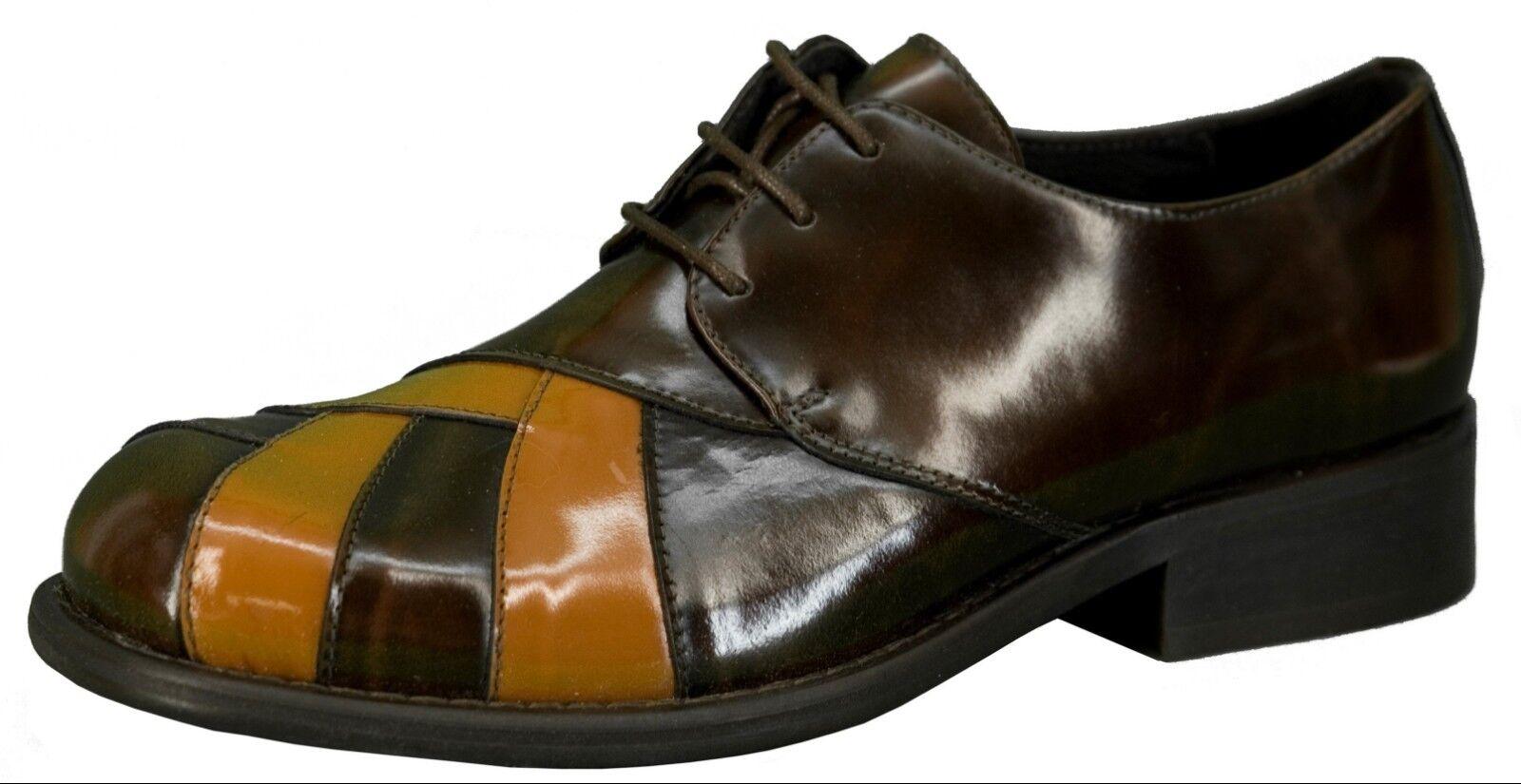 Ikon masculino, marrón, marrón, amarillo, zapatos de cuero.