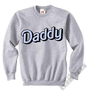 Daddy Sweatshirt Text Logo Print Lolita Bae Jumper Sweater Lana