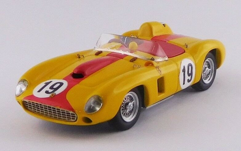 ART MODEL ART389 - Ferrari 290 MM ème GP Portogallo   Monsanto 1957   1 43