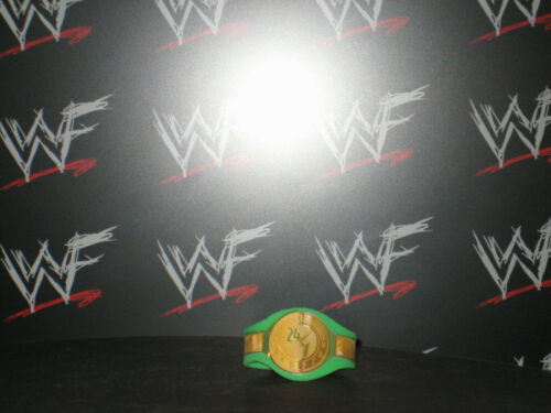 Custom WWF WWE 24//7 CHAMPION titolo Cintura Hasbro Mattel Retrò WRESTLING FIGURE