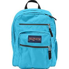 JanSport Big Student Mammoth Blue Book Bag Backpack