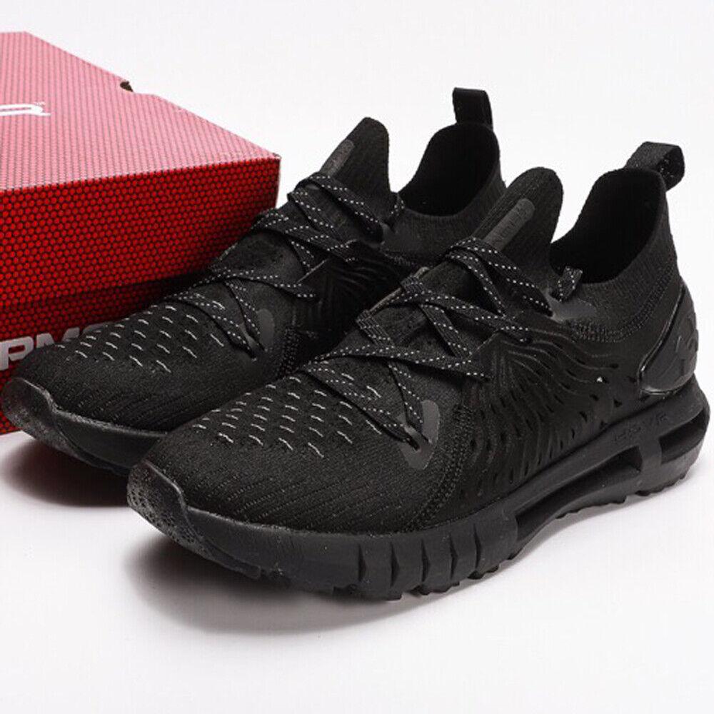 Men's Running Walking Sports Trainers shoes Under Armour UA HOVR phantom black