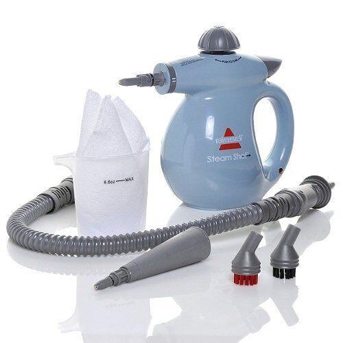 Bissell Steam Shot Hard-Surface Cleaner 39N7-8 bluee - Bissell 39N7-8