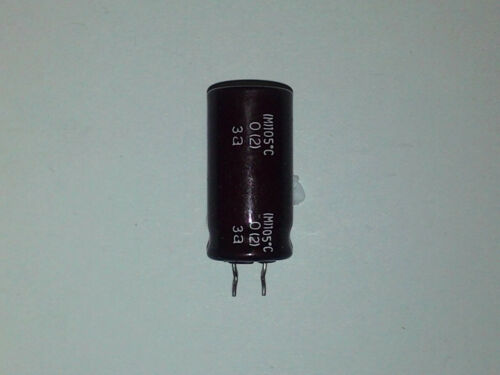 NCC 1000uF 25V Volts Radial Leads Compact Electrolytic Capacitor  USA Seller